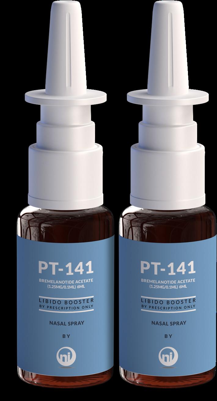 PT-141 nasal spray