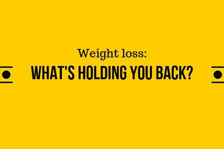 What's Holding You Back From Your Desired Weight Loss?