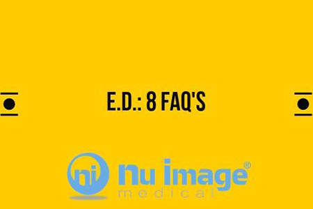 8 of the Most Frequently Asked Questions About ED– And Some Answers