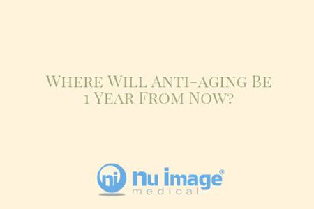 Where Will Anti-aging Be 1 Year From Now