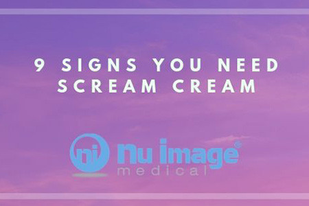 9 Signs You Need Scream Cream