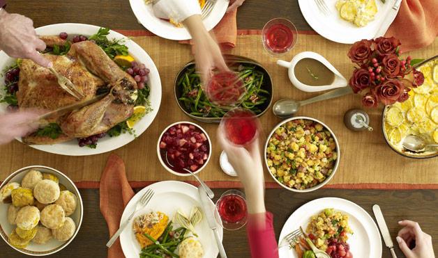 9 Ways to Burn off Thanksgiving Calories