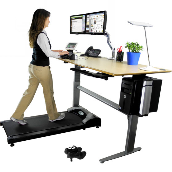 Are Standing Desks Really Better For Your Health and Waistline?
