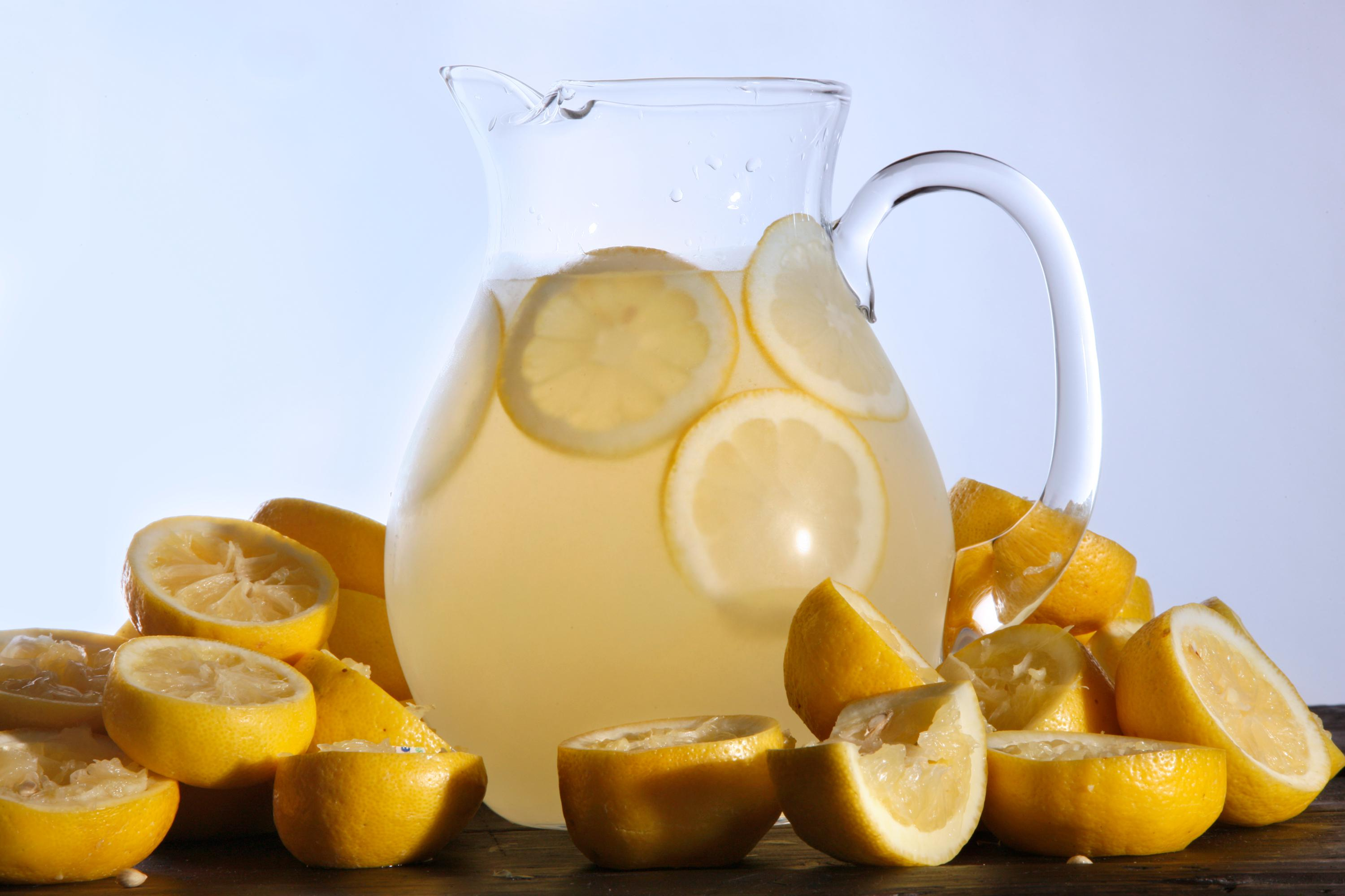 HCG Diet Lemonade