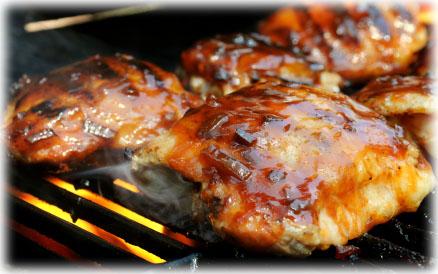 Phase 2 HCG Diet Recipe - BBQ Chicken Salad