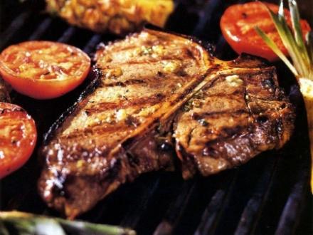 Phase 2 HCG Diet Recipe - Steak and Tomato Kabobs