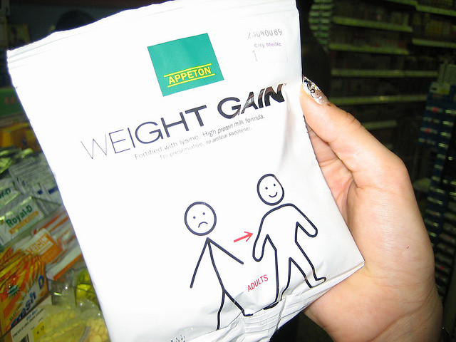Reasons Why You're Gaining Weight