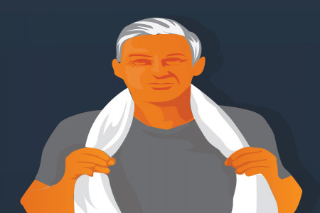 How to Reduce Wrinkles in Old Age