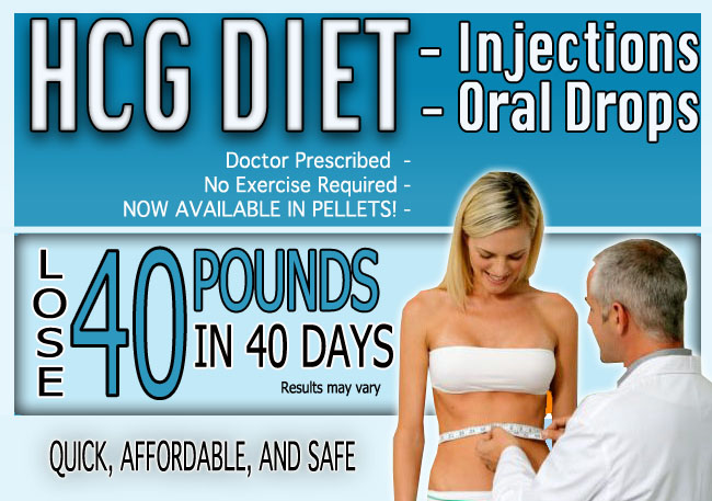 HCG Diet - Injections and Oral Drops