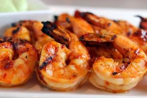 HCG Diet Sweet and Sour Shrimp Recipe